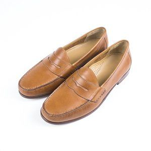 Cole Haan Ascot Penny Loafer II British Tan 11 M